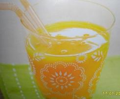 smoothie abricot et lait d'amande