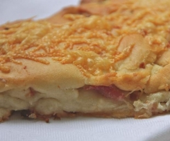 Pâte à fougasse