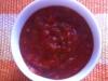 Sauce Tomate au poivrons rouges et Persil (Taktouka)