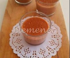 Crème dessert au Ferrero Rocher