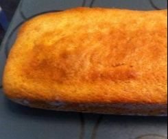 Cake sans oeuf moelleux (base compote)