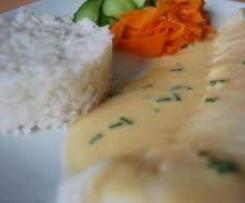 Soupe de légumes et poisson blanc, sa sauce et ses légumes (Recette démo de Mélanie)