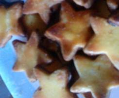 Butterbredele (petits gâteaux au beurre)