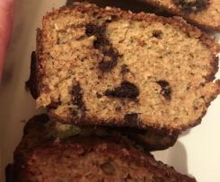 Cake noix de coco chocolat healthy