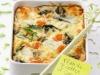 Flan de blettes et de carottes