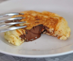 Variante de Pancakes extra moelleux à l'américaine