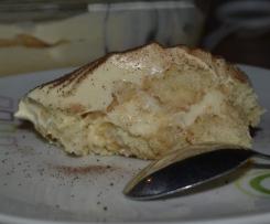 Tiramisu crémeux au melon et vanille