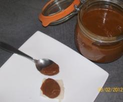 Pâte à tartiner chocolat au lait spéculoos