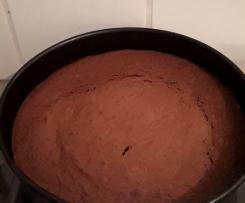 Gateau moelleux au chocolat et à la courgette