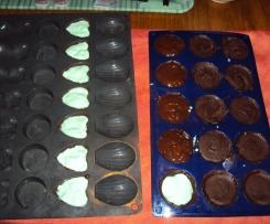 Chocolat à la menthe
