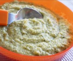 purée melangée legumes-viande