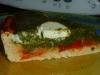 Tarte épinards, ricotta - tomate -chèvre
