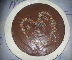 gâteau chocolat/noisettes