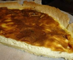 Tarte aux quatre fromages
