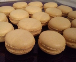 macarons toujours réussis