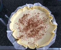 Tarte au fromage blanc kasekuchen alsacien