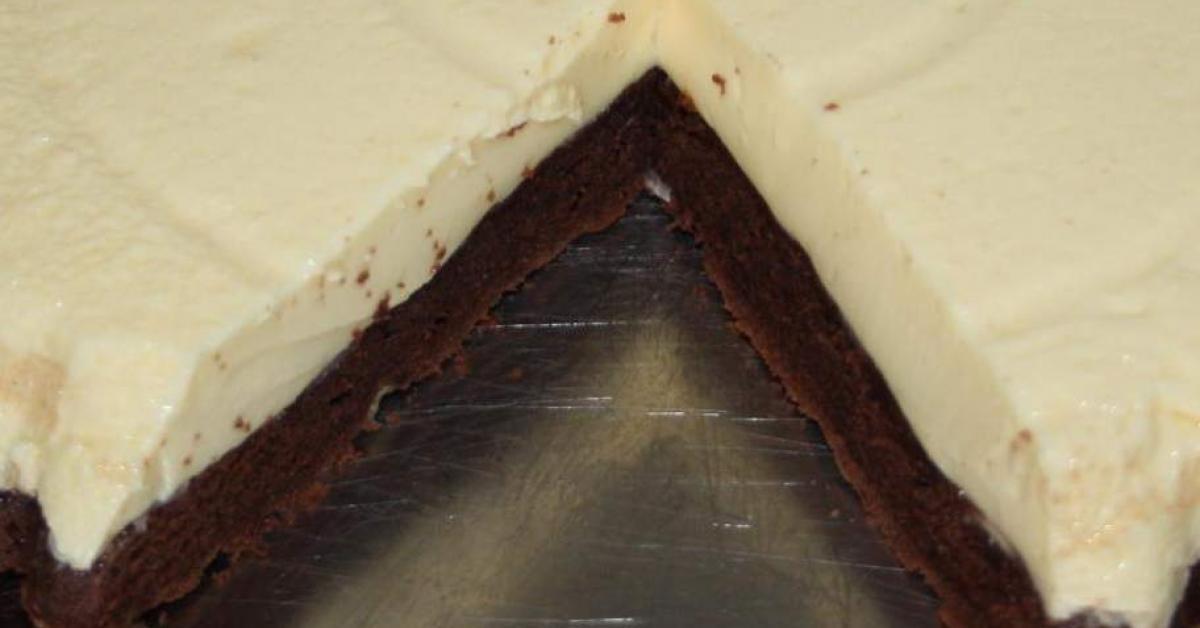 Gateau chocolat flan thermomix