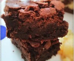 Brownies macadamia