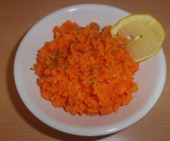 carotte citron