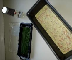 Pain de Saumon / Crevettes