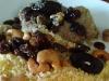 Tajine ; Filet mignon, noix de cajou, dattes, raisins de corinthe