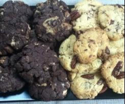 Cookies extras (ou comment utiliser des jaunes d'oeufs)