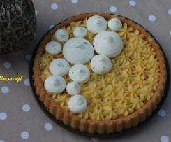 Gâteau au citron et ses meringues