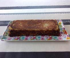 Terrine de courgettes au quinoa