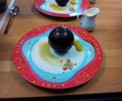 les sphères chocolatées aux saveurs Maltaises