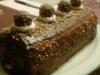 Bûche  Ferrero Rocher