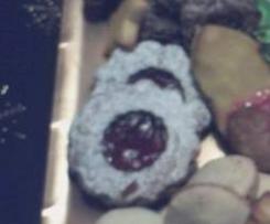 Geleringle (sablés à la confiture - petits gâteaux de Noël)