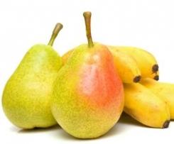 Compote de Poires et Bananes, pour bébé dès 4 mois