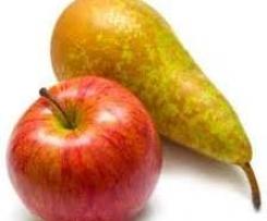 Compote pommes poires pour bébé dès 6 mois