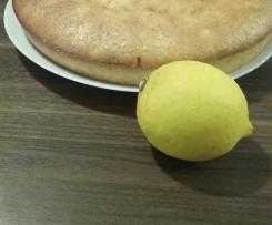 Gâteau au citron entier