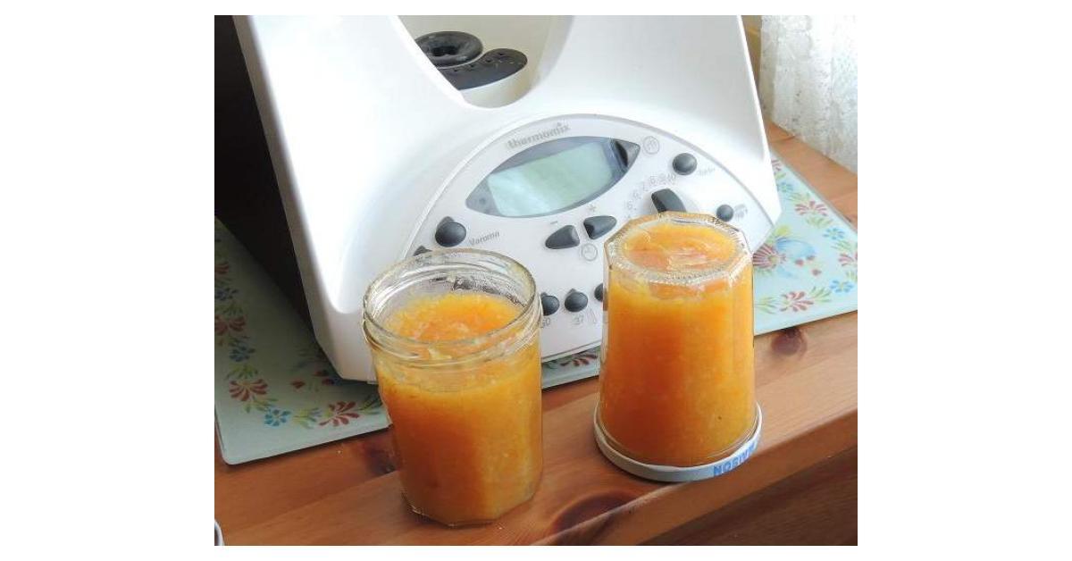 marmelade aux 3 agrumes par kaloo51 une recette de fan. Black Bedroom Furniture Sets. Home Design Ideas