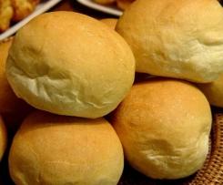 pains au lait anglais( recette anglaise de roll bread)