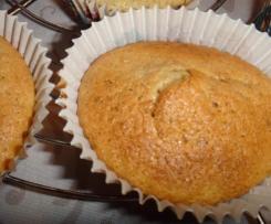Muffins noix et noisettes de Mamie Béa