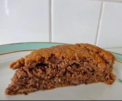 Gateau sans gluten aux haricots secs