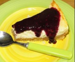 Gâteau au fromage blanc de Maud