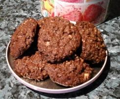 Cookies noix-chocolat