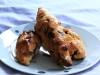 Gâteaux aux myrtilles