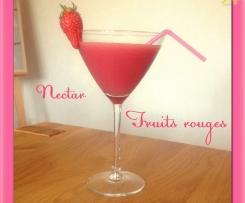 Nectar fruits rouges