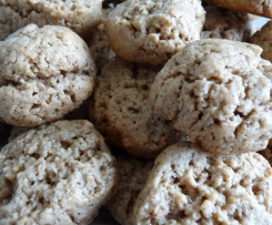 biscuit tendre à la purée d'amandes