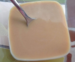 crème dessert aux spéculos