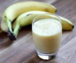 Milkshake Banane/beurre de cacahuète
