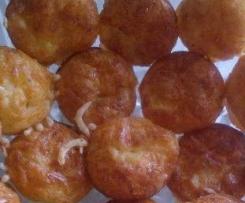 Petites quiches sans pâtes pour l'apéro