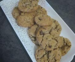 Variante Cookies sans oeuf