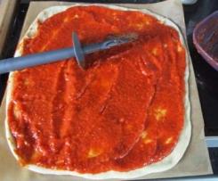 Une super sauce tomate pour pizza en 6 minutes!
