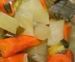 Legumes vapeur : Idéal pour les régimes