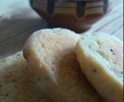 Sablés au Parmesan du blog de Cathy!